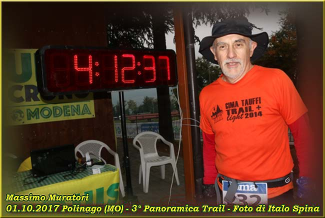 Polinago Panoramica Trail 2017
