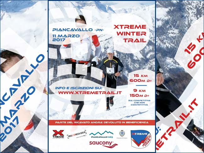 Piancavallo winter trail 2017 volantino