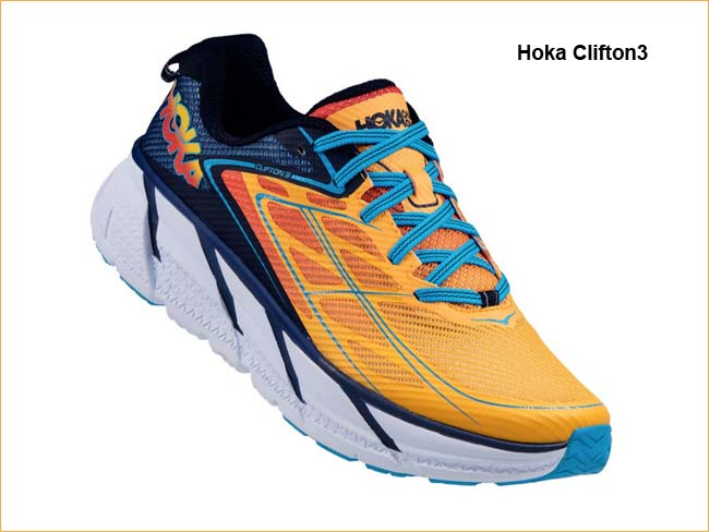 Hoka Clifton3