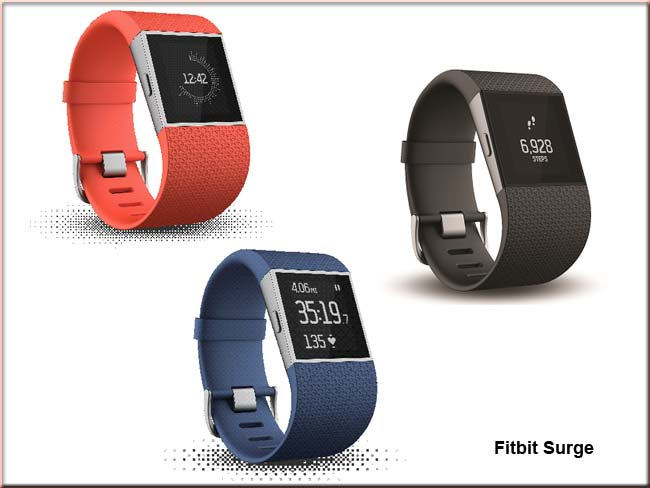 Fitbit Surge collage RM