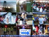 New York Marathon 2016 collage b foto Fabio Marri