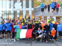 New York 2014 Gruppo Born2run Baldini Fogli Massini